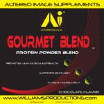 Gourmet Blend (Chocolate) – Protein Powder Blend